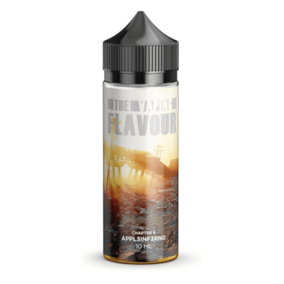 The Vaping Flavour Aroma Chapter 6: Appleinferno