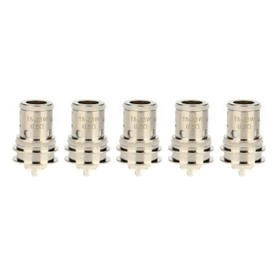Vapefly Galaxies Mesh-MTL 0,5 Ohm Verdampferkopf (5er-Pack)