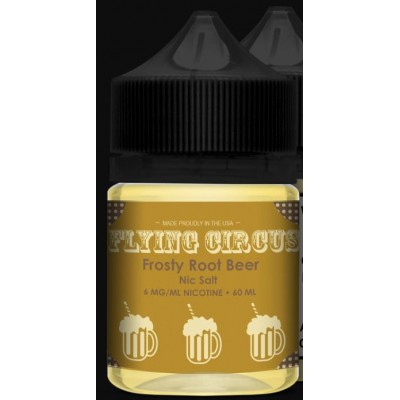 Syndicate Flying Circus: Frosty Root Beer (50ml)