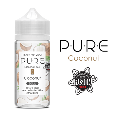 Syndicate PURE: Coconut (50ml)