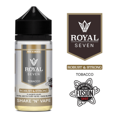 Syndicate Royal Seven: Robust and Strong (50ml)