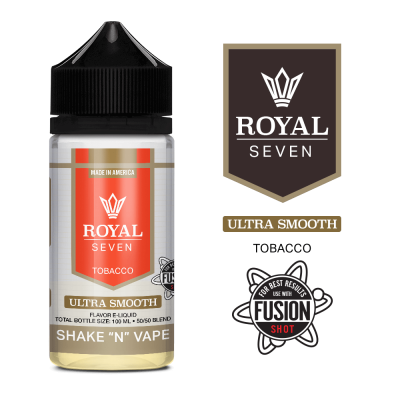 Syndicate Royal Seven: Ultra Smooth (50ml)