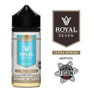 Syndicate Royal Seven: Ultra Strong (50ml)