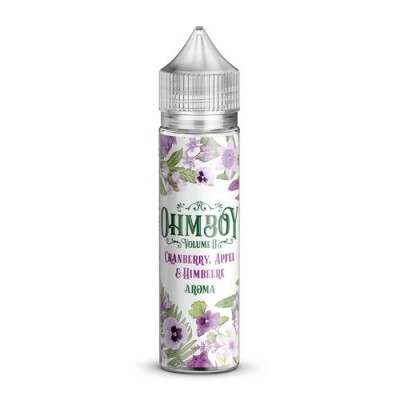 Ohmboy Volume 2 Cranberry Apfel Himbeere 15 ml