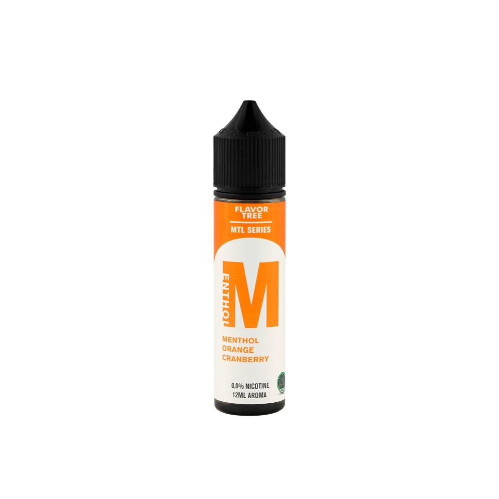 Flavor Tree MTL Series Menthol 12 ml