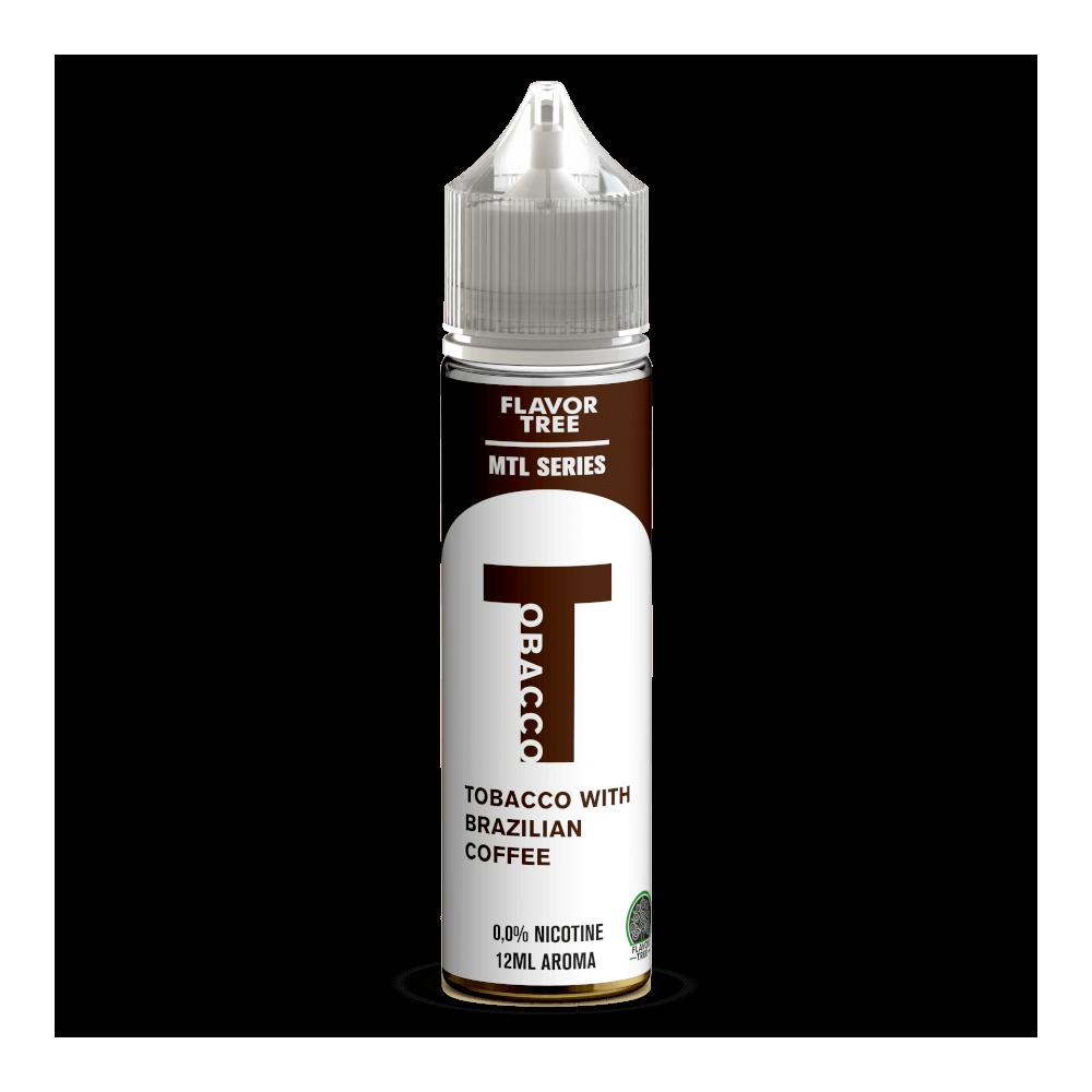 Flavor Tree MTL Series Tobacco 12 ml
