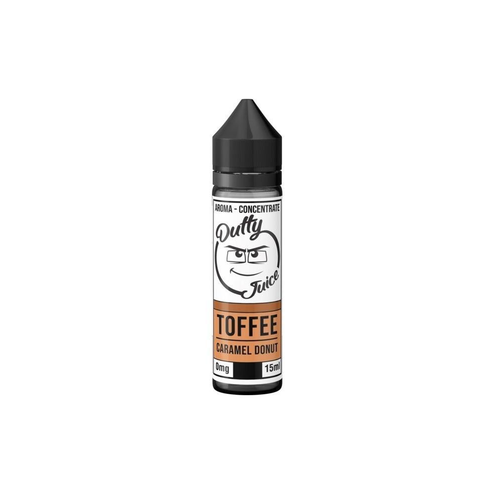 Dutty Juice Toffee Caramel Donut 15 ml (Longfill)