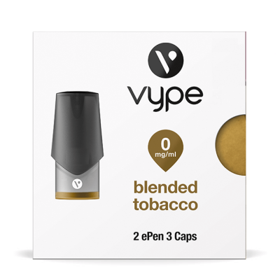 Vype ePen3 Caps Blended Tobacco