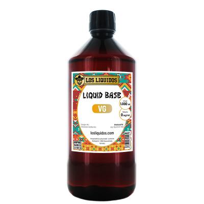 Los Liquidos Base VG 1 Liter