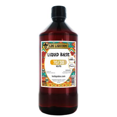 Los Liquidos Base 70 / 30 1 Liter