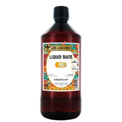 Los Liquidos Base PG 1 Liter