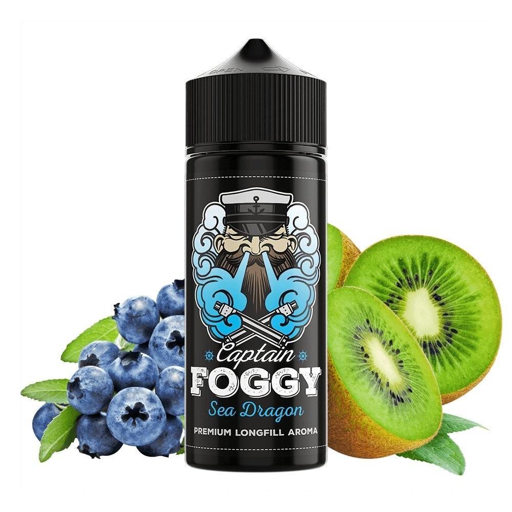 Captain Foggy - Sea Dragon Longfill (10 ml)