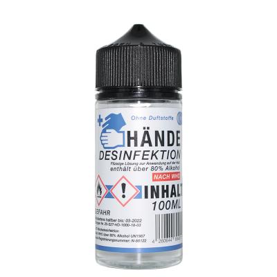 Hand Desinfektionsmittel – Studio 27 (100 ml)