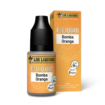 Los Liquidos Liquid – Bomba Oranga (10 ml)