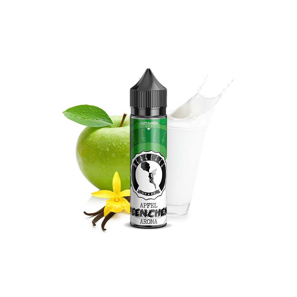 Nebelfee Aroma Apfel Feenchen (Longfill)