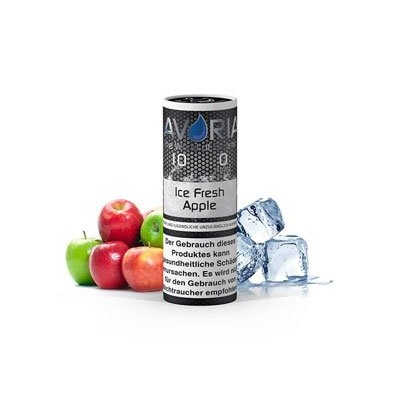 Avoria Liquid Ice Fresh Apple (10 ml)