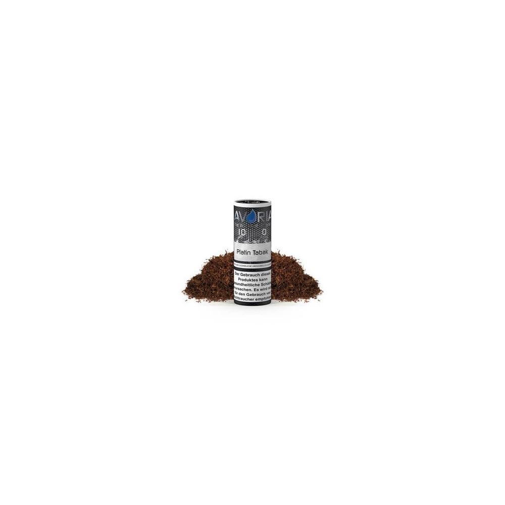 Avoria Liquid Platin Tabak (10 ml)