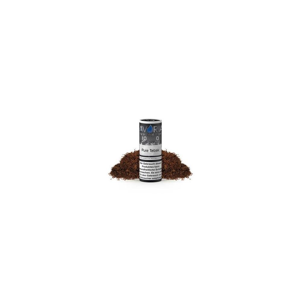 Avoria Liquid Pure Tabak (10 ml)