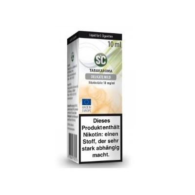 SC Liquid Delicate Mild Tobacco