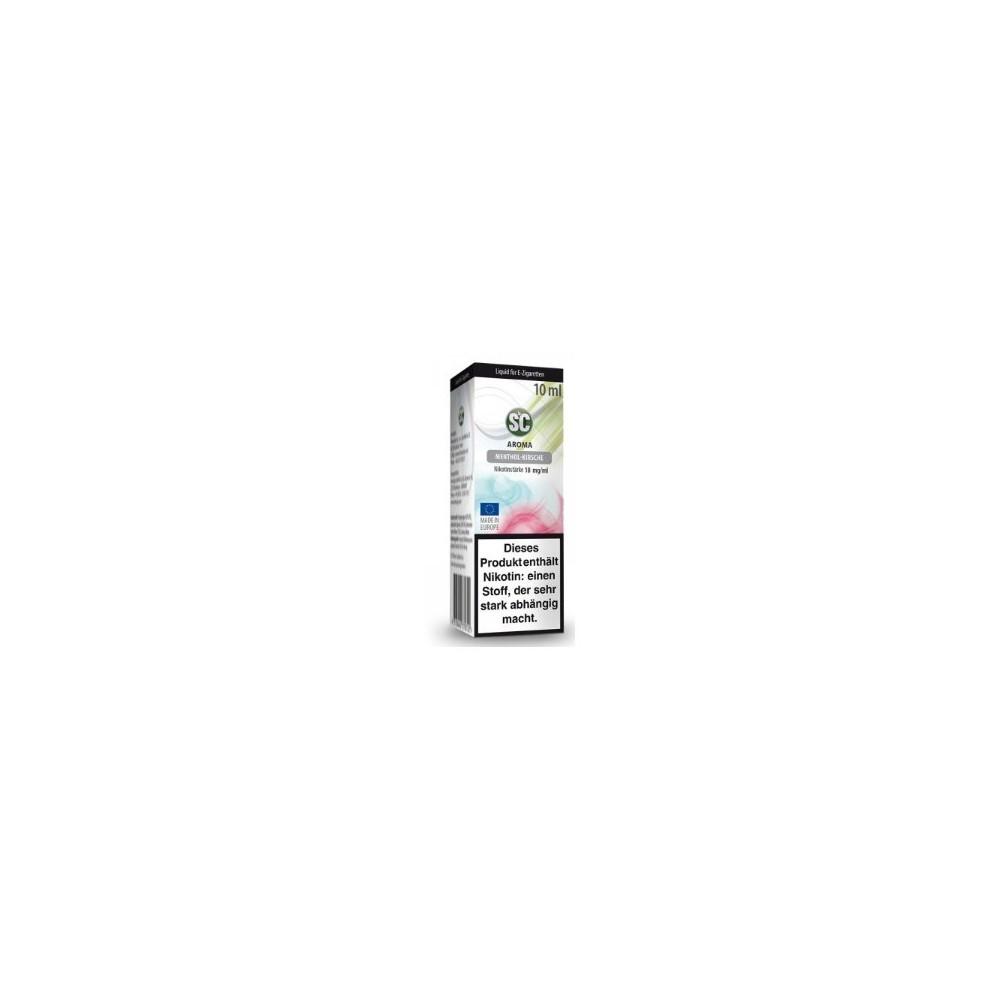 SC Liquid Menthol-Kirsche