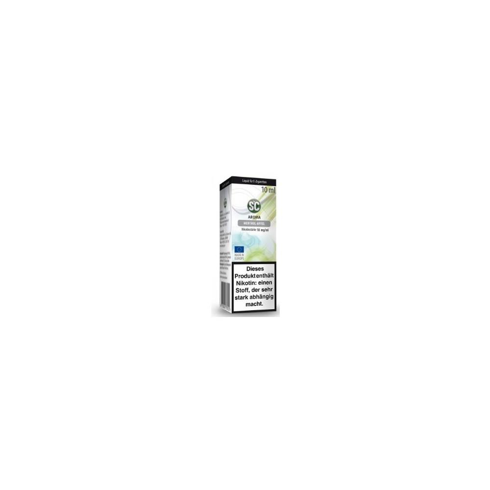 SC Liquid Menthol-Apfel