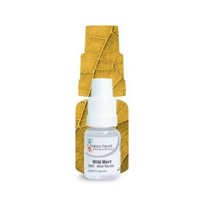 Wild West Tabak Happy Liquid für E-Zigaretten Online bestellen | iSmoker® ➤ Top E-Liquids günstig ✓ Blitzversand ✓ Support ☎