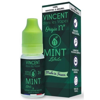 Mint Liquid Vincent Origin NV