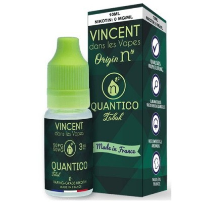 Quantico Tabak Liquid Vincent Origin NV