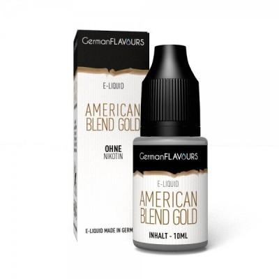 German Flavours American Blend Gold Liquid