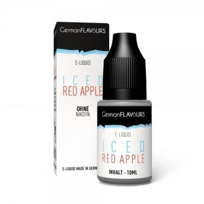 Iced Red Apple Liquid GermanFlavours