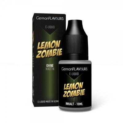 Lemon Zombie Liquid GermanFlavours