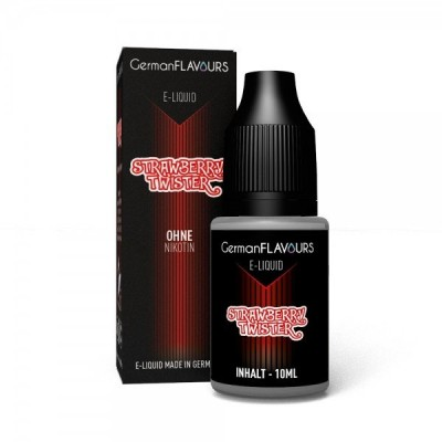 Strawberry Twister Liquid GermanFlavours
