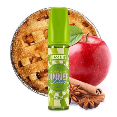 Dinner Lady - Apple Pie Longfill (20 ml)
