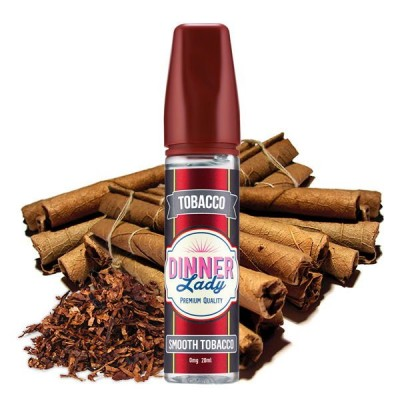 Dinner Lady - Smooth Tobacco Longfill Aroma (20 ml)