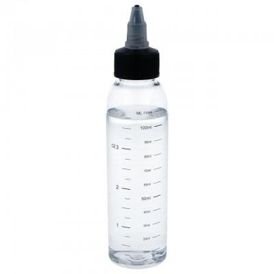 Tropfflasche mit Skala & Drehverschluss 100 ml