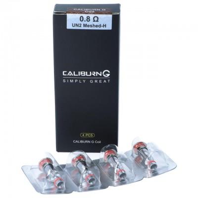 Uwell Caliburn G Pod Coils 0,8 Ohm