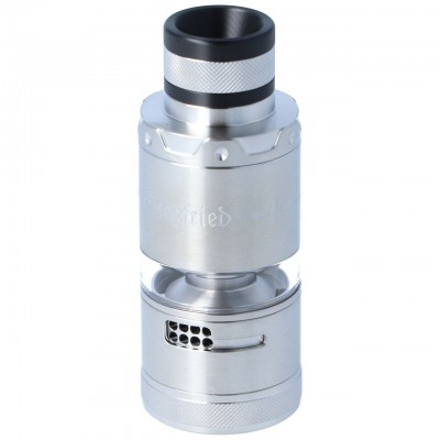 Vapefly Siegfried RTA Clearomizer Set Silber