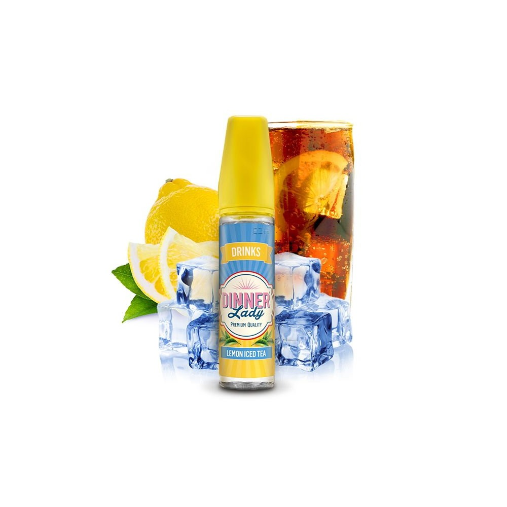 Dinner Lady - Lemon Ice Tea Longfill Aroma (20 ml)