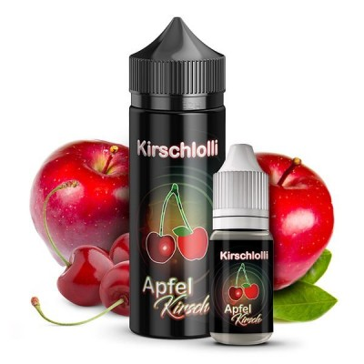 Kirschlolli Aroma Apfel Kirsche