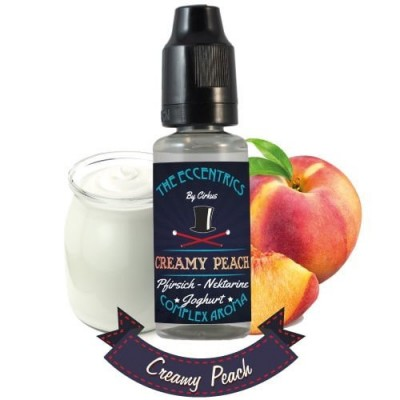The Eccentrics by CirKus Aroma Creamy Peach