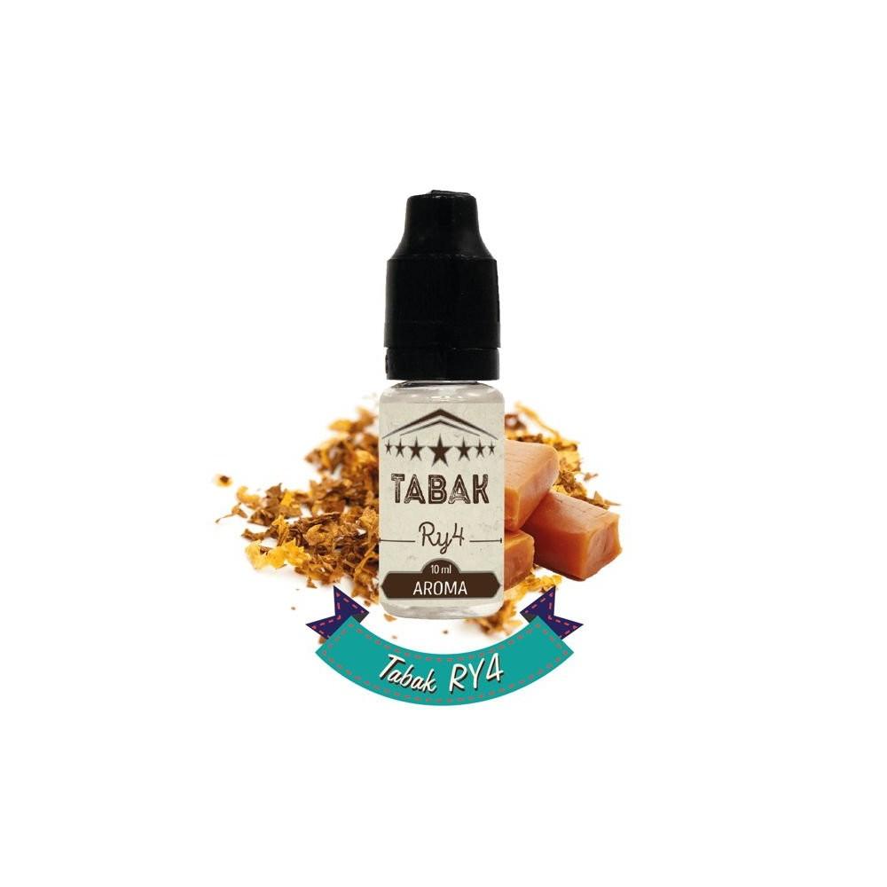 Authentic CirKus Aroma Tabak RY4