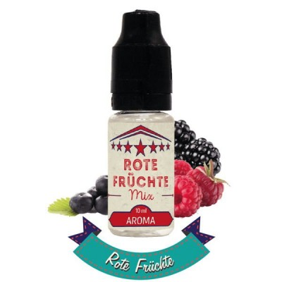 Authentic CirKus Aroma Rote Früchte