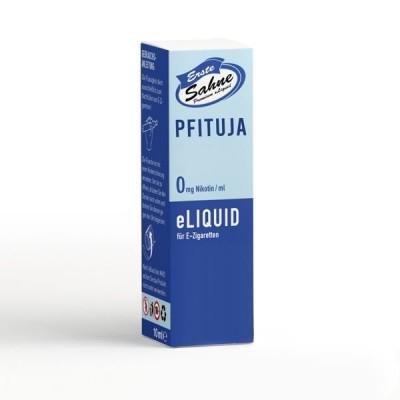 Erste Sahne E-Liquid - Pfituja (10 ml)