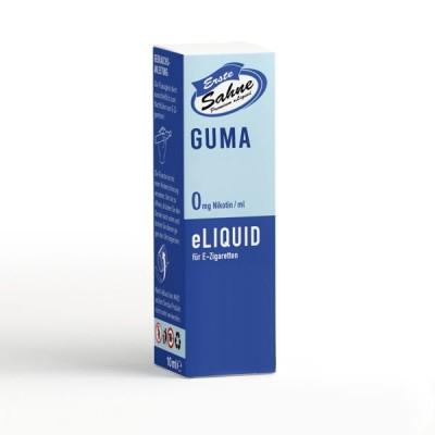 Erste Sahne E-Liquid - Guma (10 ml)