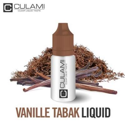 Culami Liquid Vanille Tabak