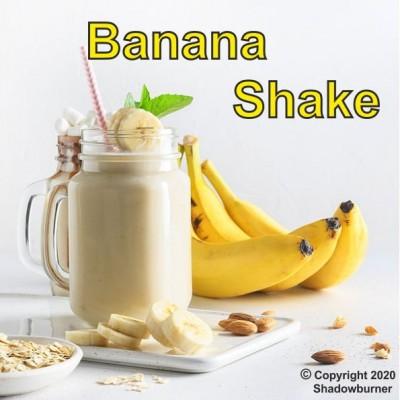 Shadow Burner Aroma Banana Shake (10 ml)