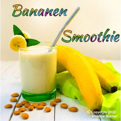 Shadow Burner Aroma Bananen Smoothie (10 ml)