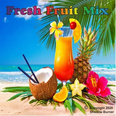 Shadow Burner Aroma Fresh Fruit Mix (10 ml)