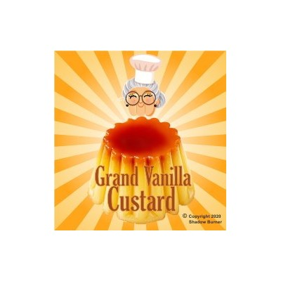 Shadow Burner Aroma Grand Vanilla Custard (10 ml)