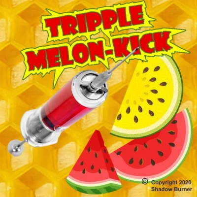 Shadow Burner Aroma Tripple Melon Kick (10 ml)